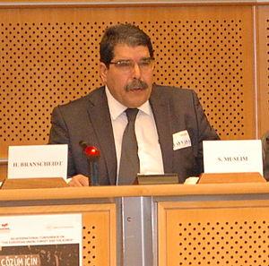 Salih Muslim Muhammad - Salih Muslim in December 2012