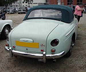 Salmson 2300S Cabriolet 1955, Trollhättan.jpg