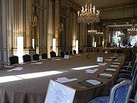 Conseil des ministres france wikip dia - Cabinet du ministre de l interieur ...