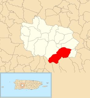 Saltillo, Adjuntas, Puerto Rico Barrio in Puerto Rico