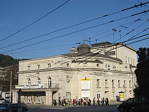 Salzburger Landestheater - The Salzburg State Theater (2007)