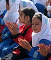 Sama Kindergarten and Elementary School - First day of Iranian new education year - for Kindergarten students and elementary school newcomers - Qods zone(town) - city of Nishapur 033.JPG