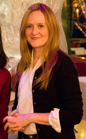 Samantha Bee - Bee in February 2011