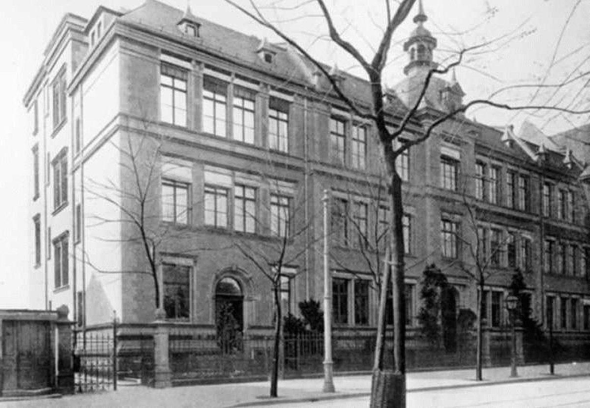 Samson raphael hirsch schule wikipedia for Mode und bekleidung schule frankfurt