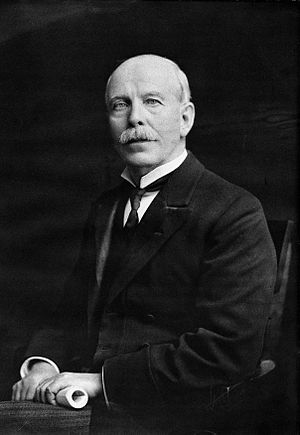 San Diego State University - SDSU's first president, Samuel T. Black in 1905