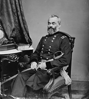 Samuel P. Heintzelman Union Army general