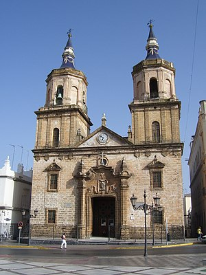 San Fernando, Cádiz - Church of San Pedro y San Pablo