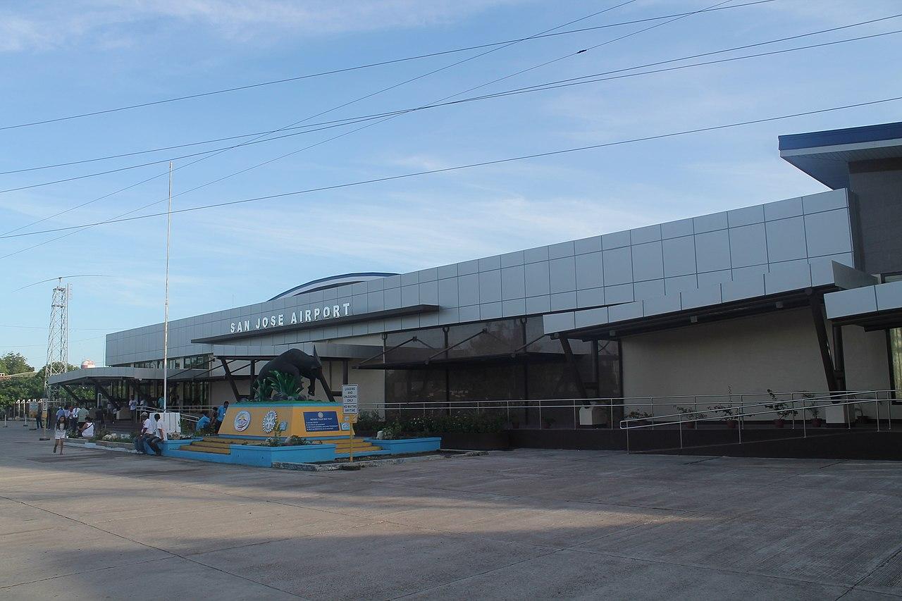 navigating the san jose airport