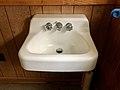 Sanctuary Bathroom Sink, Sylva First United Methodist Church, Sylva, NC (45724712365).jpg