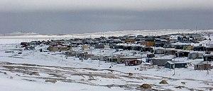 Sanikiluaq - Sanikiluaq in December