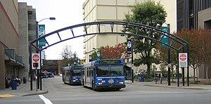 Santa Rosa Transit Mall - Santa Rosa Transit Mall