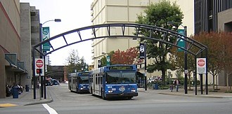 Santa Rosa CityBus - Santa Rosa Transit Mall
