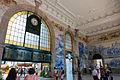 Sao Bento Train Station, Porto (14658949784).jpg