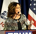 Sarah Palin speaks at a rally after endorsing Republican presidential candidate Donald Trump (cropped).jpg