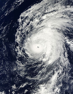 Category 3 Pacific hurricane in 2009
