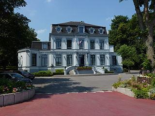 Saultain Commune in Hauts-de-France, France