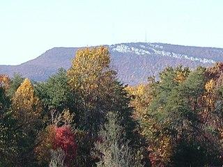 Piedmont Mountains