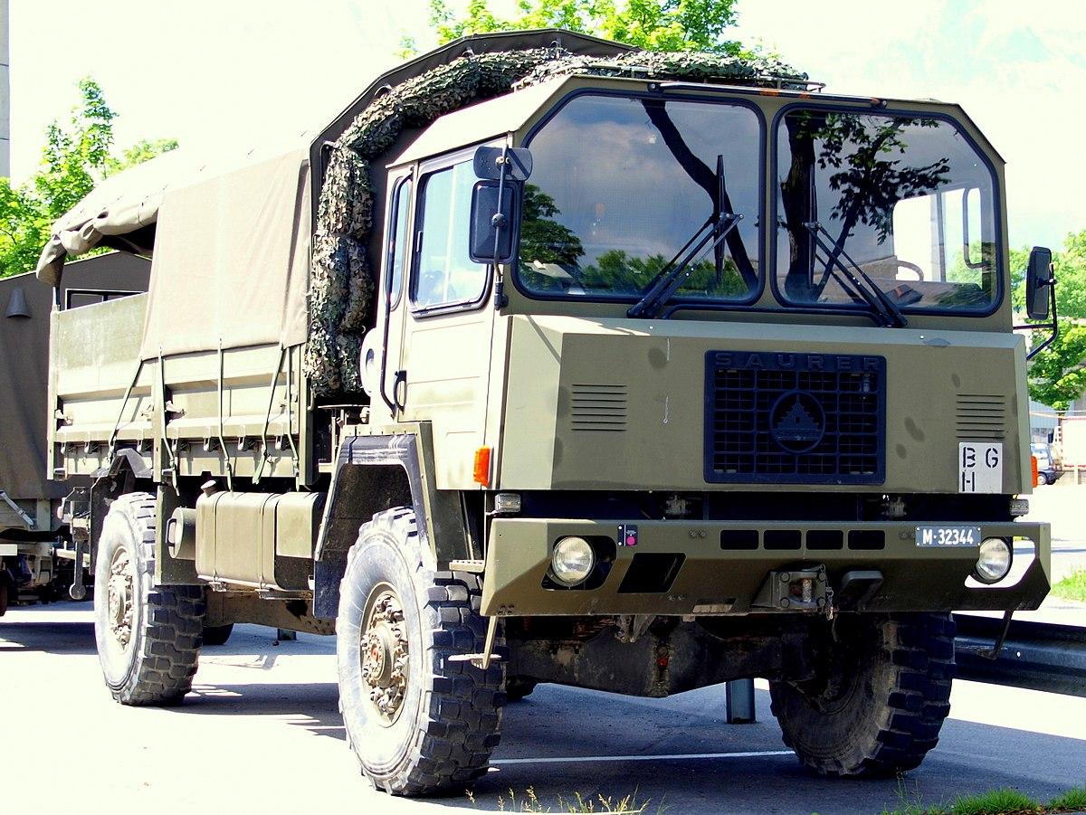 Used Diesel Trucks >> Saurer 10DM - Wikipedia