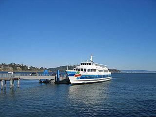 Sausalito Ferry Terminal