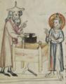 Sbs-0008 026v Jesus befiehlt Joseph einen toten Mann aufzuerwecken.TIF
