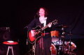 Scarlett Rota of Original State performing at Kimo's Penthouse Lounge1 13 11.jpg