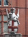 Scary dragon, Holborn, WC1 - geograph.org.uk - 1271590.jpg