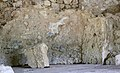 Scavi di san vincenzo al volturno, resti della chiesa di san lorenzo in insula, IX secolo, 04.jpg