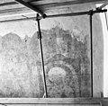 Schildering noord wand gedurende restauratie - Aalten - 20003596 - RCE.jpg
