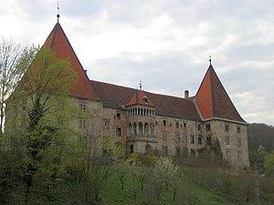 Spielfeld - Image: Schloss Spielfeld