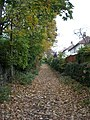 School Lane, Meanwood - geograph.org.uk - 604475.jpg