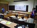 Science Career Ladder Workshop - Indo-US Exchange Programme - Science City - Kolkata 2008-09-17 01435.JPG