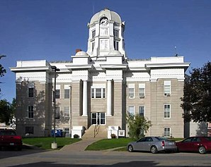 Scotland County Courthouse