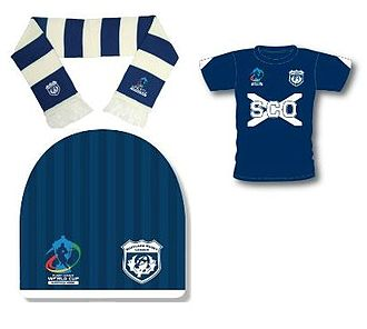 Scotland national rugby league team - World Cup merchandise for fans.