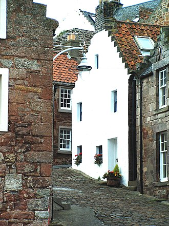 Crail - Image: Scotland Fife Crail 20070725 0119a