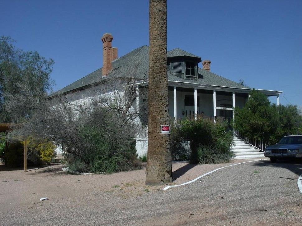 Scottsdale-Frank Tilus House-1875