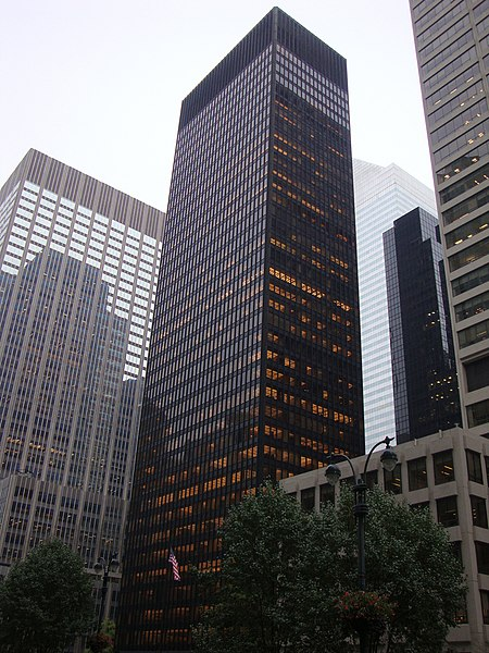 International Buildings Minecraft