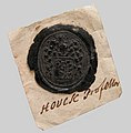 Seal Impression, Coat of Arms MET sf1981-534-7s1.jpg