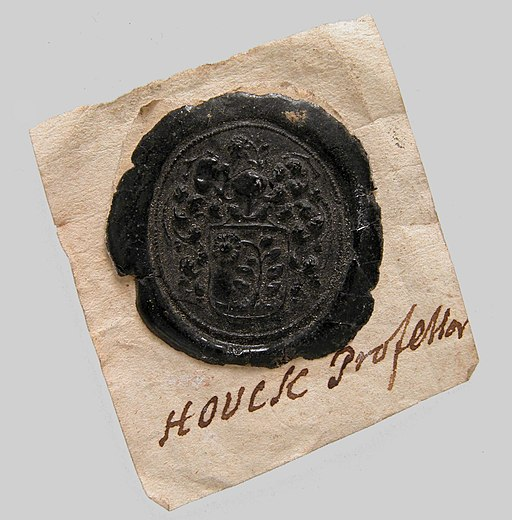 Seal Impression, Coat of Arms MET sf1981-534-7s1