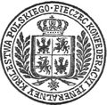 Seal of the General Confederation of the Kingdom of Poland.PNG