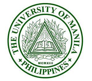 University of Manila - University seal
