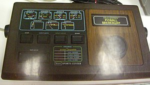 Video Pinball - Sears Pinball Breakaway