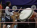 Seattle Bon Odori 2007 drummer 01A.jpg