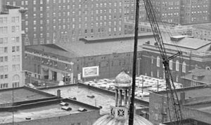 Seattle Ice Arena - Image: Seattle Ice Arena, 1958