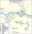 Second Battle of Komárom 2 July 1849 1.jpg