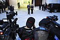 Secretary Kerry, Palestinian Negotiator Erekat Address Reporters in West Bank (11757495083).jpg