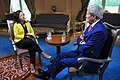 Secretary Kerry Conducts Interview in Iraq With BBC's Ghattas (14492530121).jpg