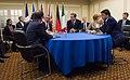 Secretary Kerry Joins President Obama for Meeting With Ukrainian President Poroshenko Before NATO Summit in Wales (15114372976).jpg