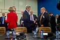 Secretary Kerry Shakes Hands With Montenegrin Foreign Minister Darmanovic at a NATO Ministerial Session in Brussels (30653592053).jpg