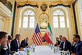Secretary Kerry and Iranian Foreign Minister Zarif Meet in Vienna to Discuss Implementation of the Joint Comprehensive Plan of Action (27041313326).jpg