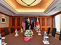 Secretary Pompeo Meets With Japanese Foreign Minister Taro Kono in Seoul (40978256260).jpg